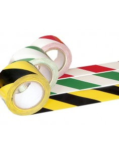 PROline Floor Marking Tape Hazard Stripe -