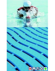 Ultima Swimming Pool Matting, 9mm thick -