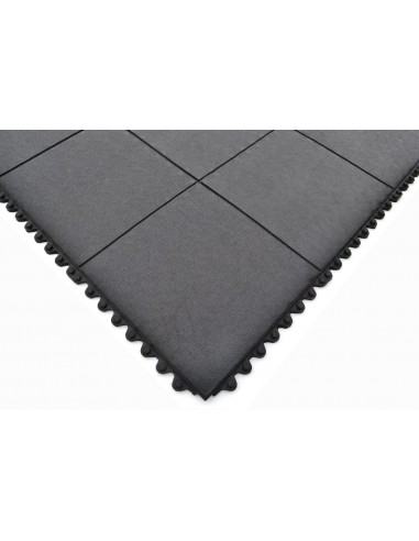 Interlocking Rubber Mat, 16mm thick -