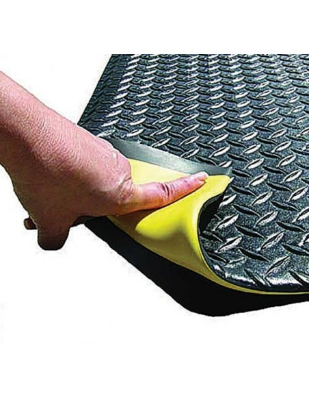 TUFF SPUN DECK Anti-Fatigue Matting, 14mm thick -
