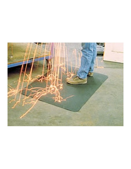 SPARKSAFE Welding Matting, 10mm thick -