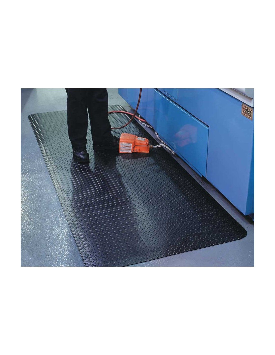 Zed Chex Anti Fatigue Matting Anti Fatigue Checker Plate
