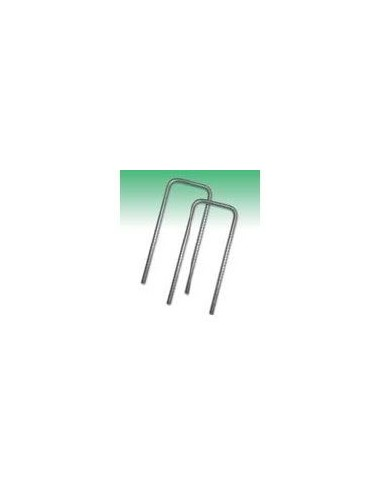 Metal Fixing U-Pins for Grass Mesh (Pack of 50) -