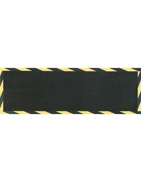 Rubber Cable Cover Mat, 40cm x 120cm -