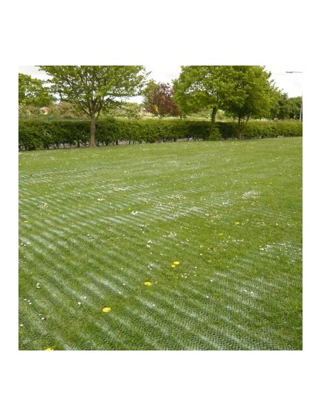 Heavy Duty Grass Protection Mesh, 14mm thick -