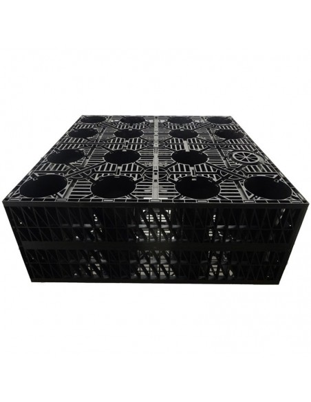 Stormwater Soakaway Attenuation Crate 30 Tonnes 400 Litres -