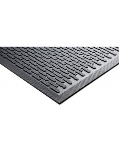 Nitrile Rubber Scraper Mat, 7mm thick -