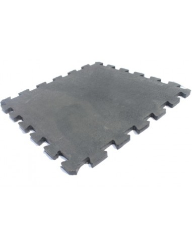 Interlocking Rubber Floor Tile, 17mm thick