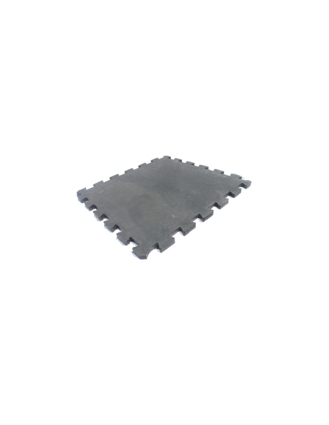 Interlocking Rubber Floor Tile 17mm Thick