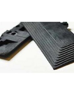 Ramped edging strip for RM/0910 -