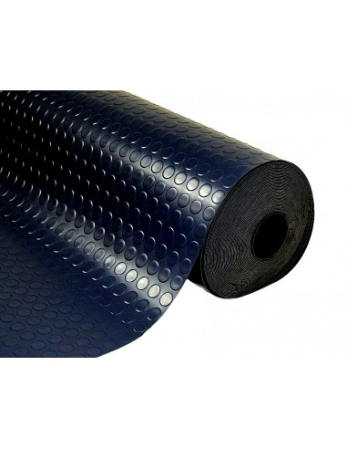 Eco Coin Studded PVC Matting