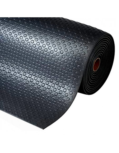 Eco Dot Studded PVC Matting, 1.6mm thick -