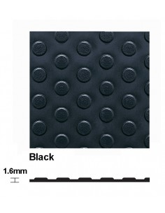 Eco Dot Studded PVC Matting, 1.6mm thick