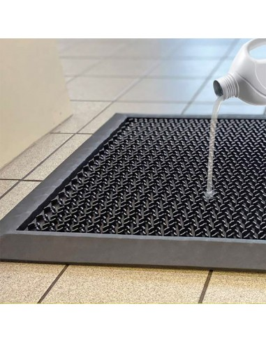 Disinfectant Foot Bath Mat, 55cm x 80cm 16mm thick -